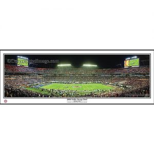 Panoramic View of Memorial Stadium During FedEx Orange Bowl